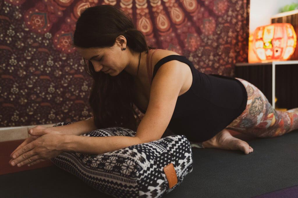 Yogakurs Schwangerschaft Suhl Jasmin Gapp